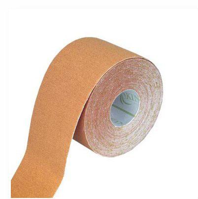 Tapeband von Gatapex haut/flesh, Kinesiologie Sporttape 5.5 mtr x 5 cm